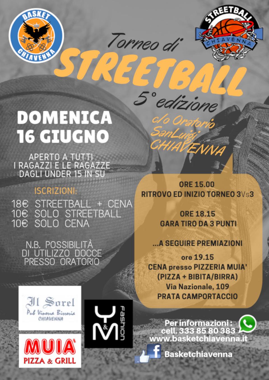 Streetball 2019