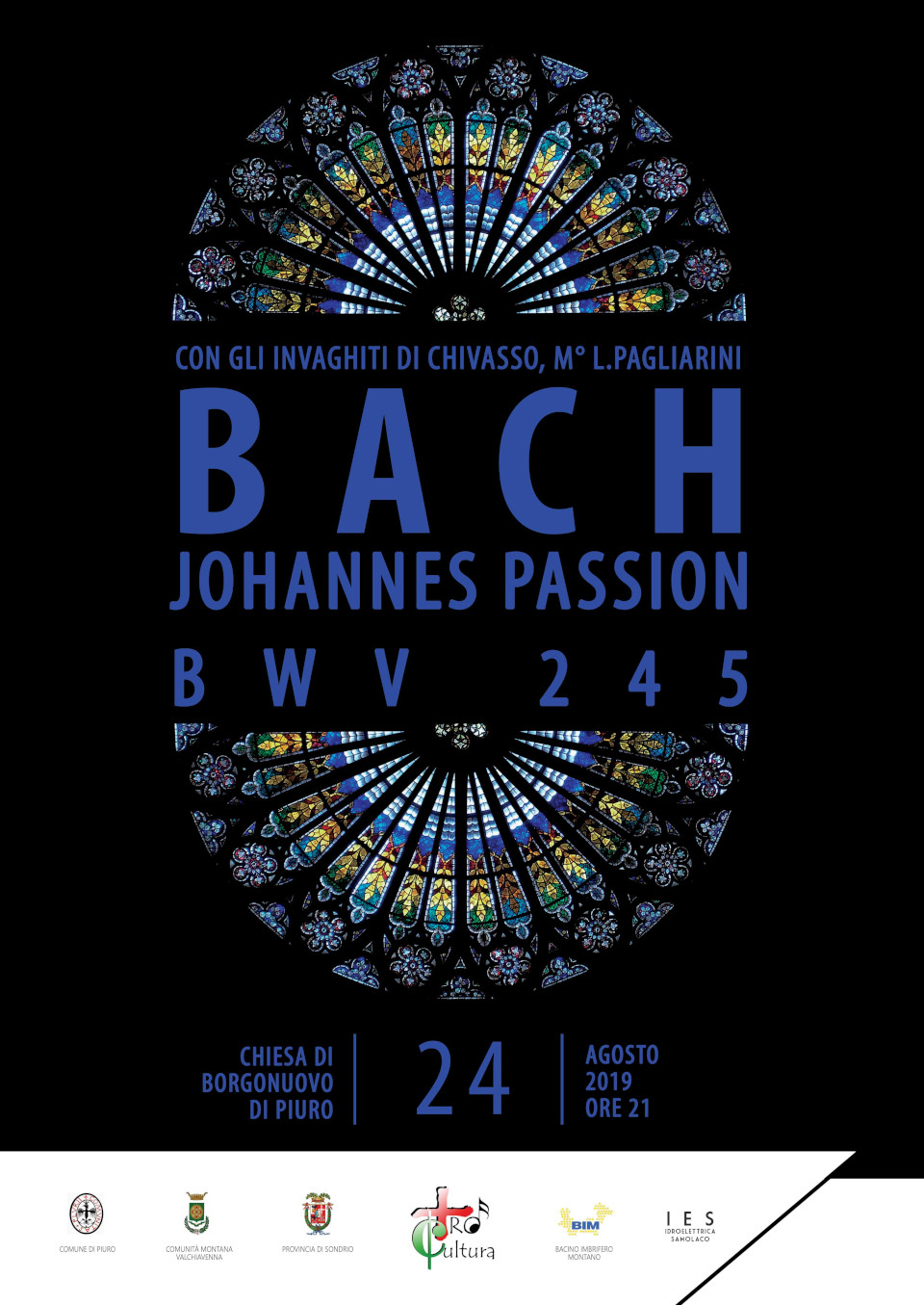 Bach-Jphannes Passion BWV 245