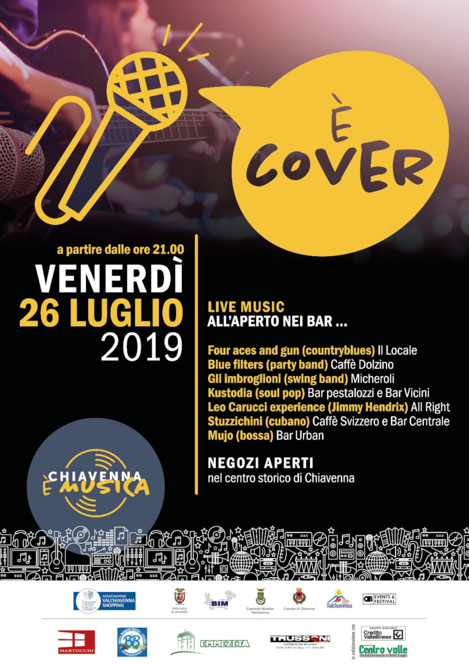 Chiavenna in Cover