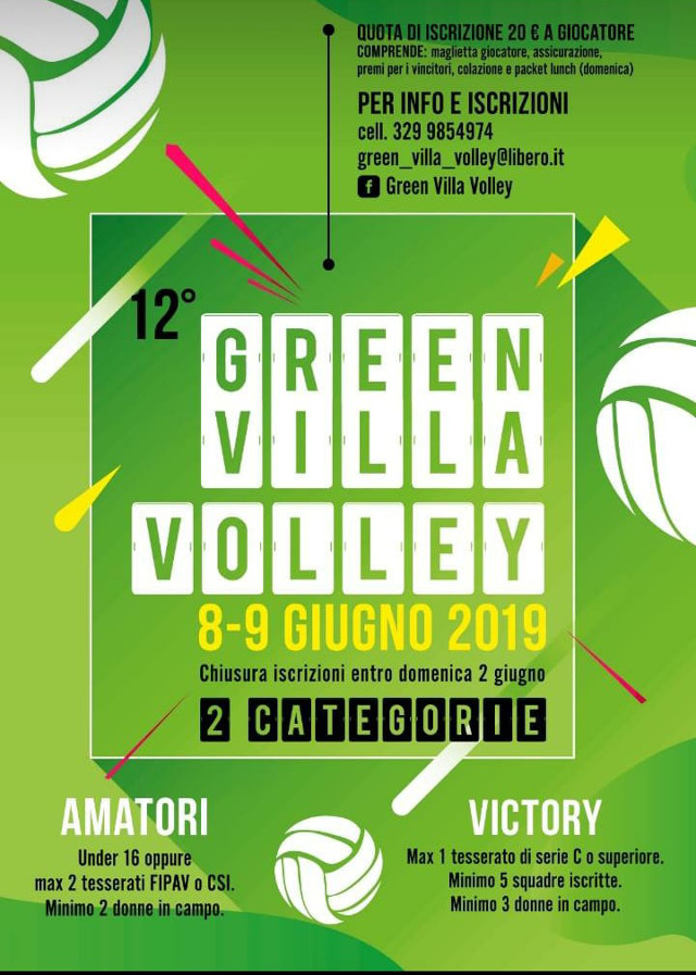 Green Villa Volley