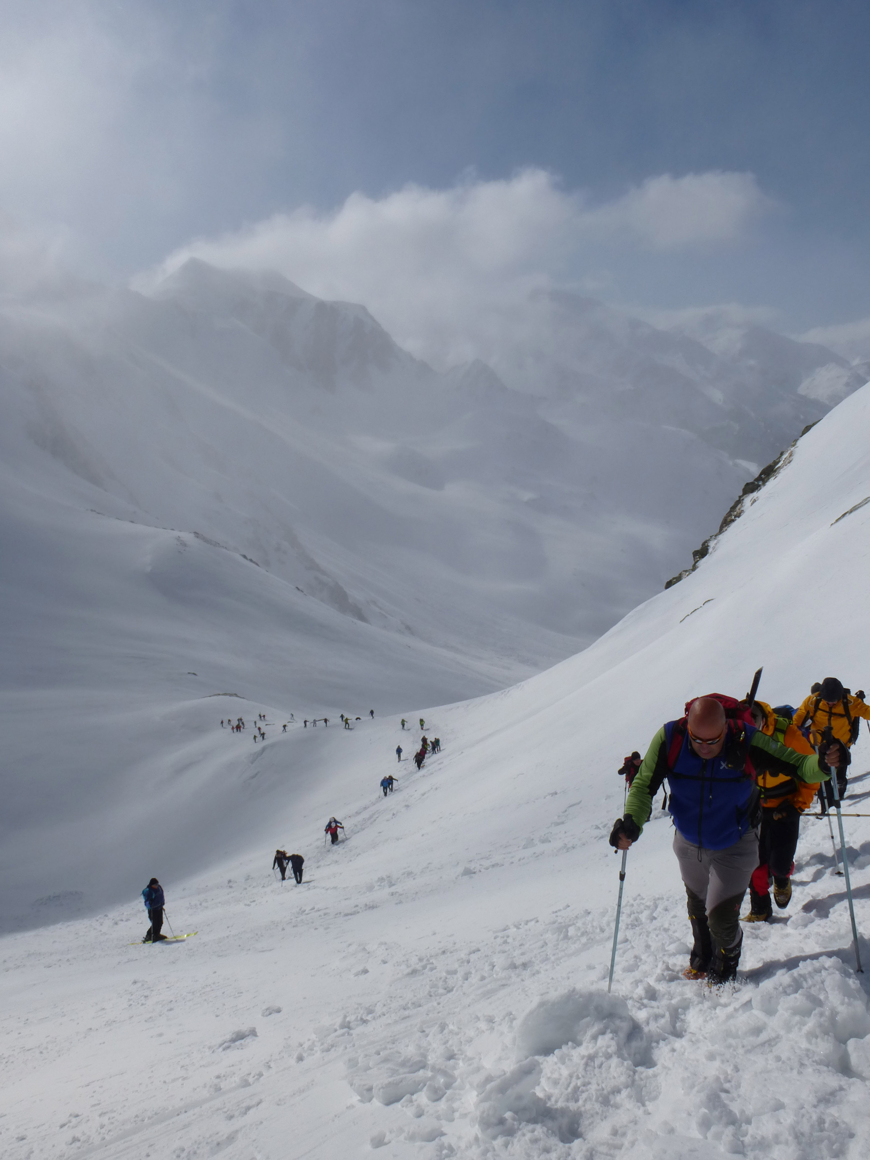 30° raduno scialpinistico Suretta
