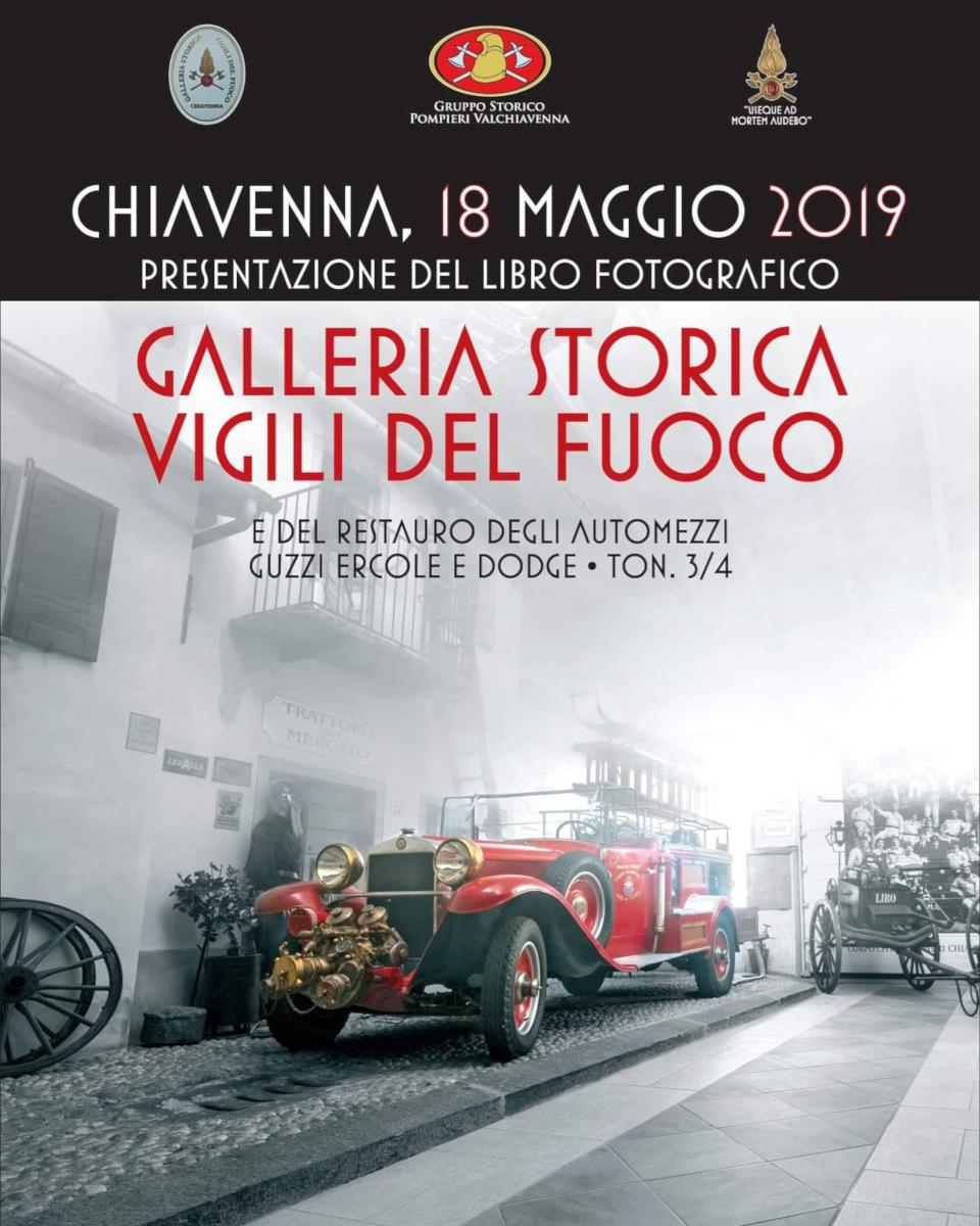Galleria storica vigili del fuoco