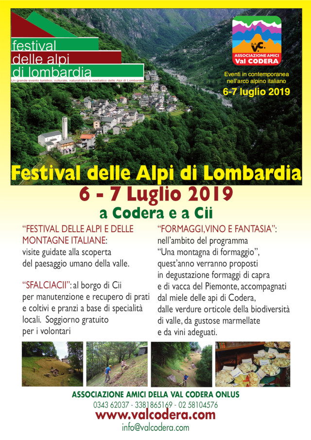 Festival delle Alpi