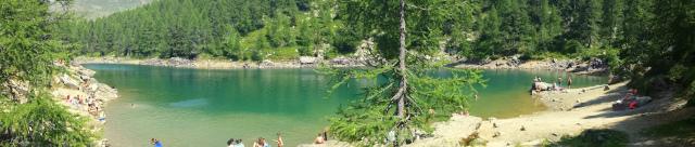 Madesimo e il Lago Azzurro