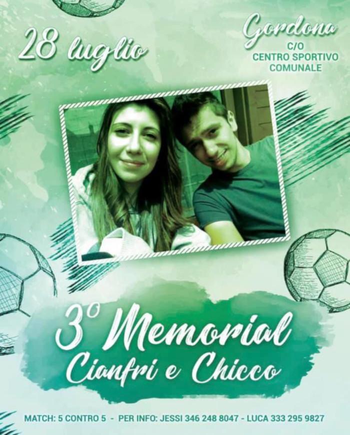 3° Memorial