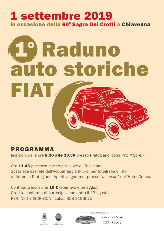 Auto storiche FIAT