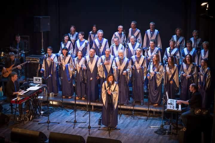 Gogoris Gospel Band