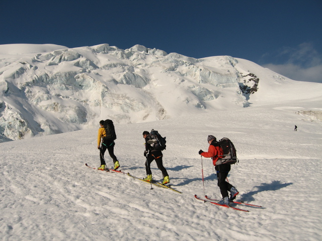 Uscita scialpinismo Cima di Barna