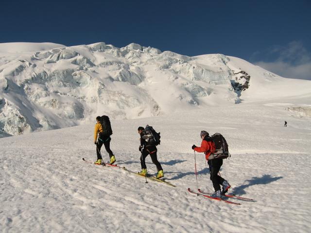 Uscita scialpinismo Bivacco Suretta