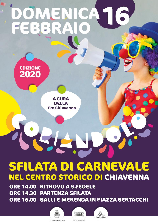 Carnevale a Chiavenna