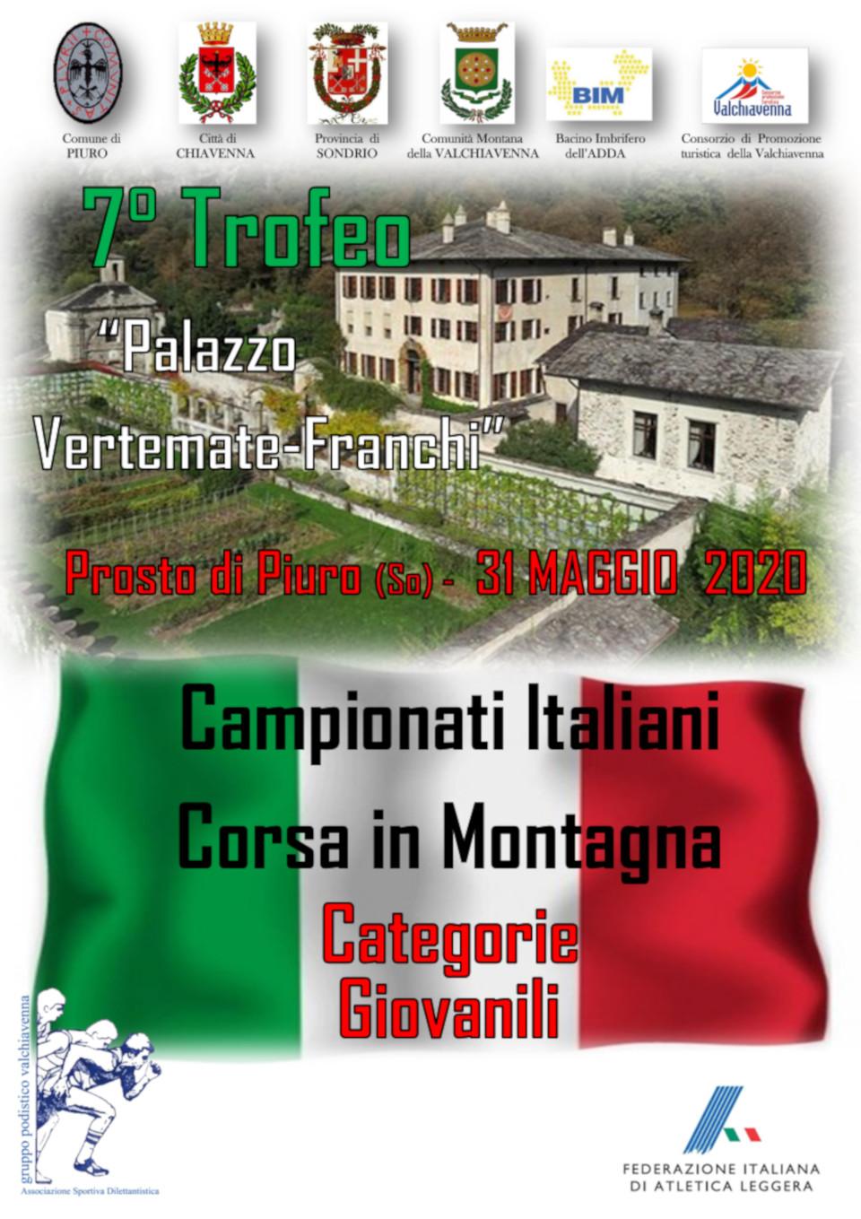 Trofeo Palazzo Vertemate Franchi