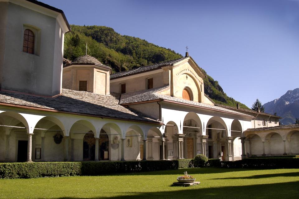 Cresime e comunioni in Valchiavenna
