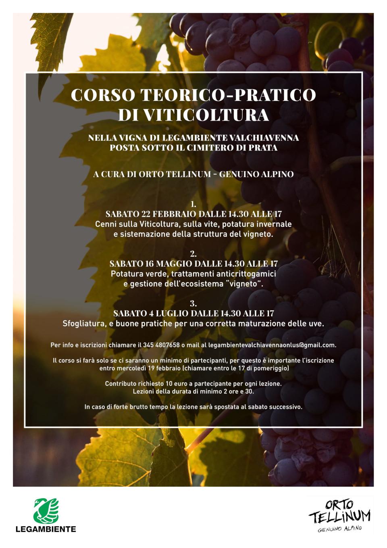 Corso teorico-pratico di viticoltura