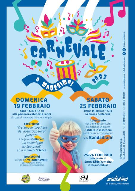 Carnevale a Madesimo