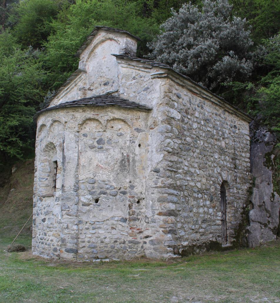 Tempietto di San Fedelino
