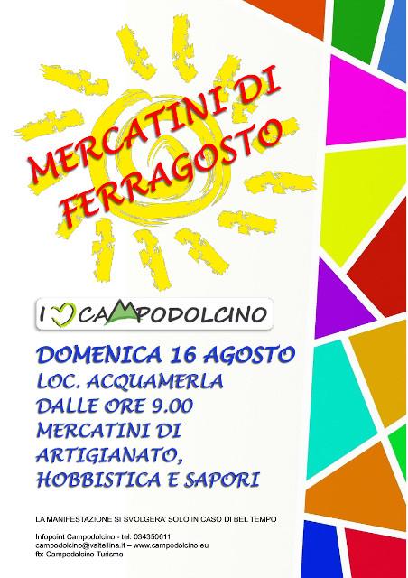 I love Campodolcino: ferragosto