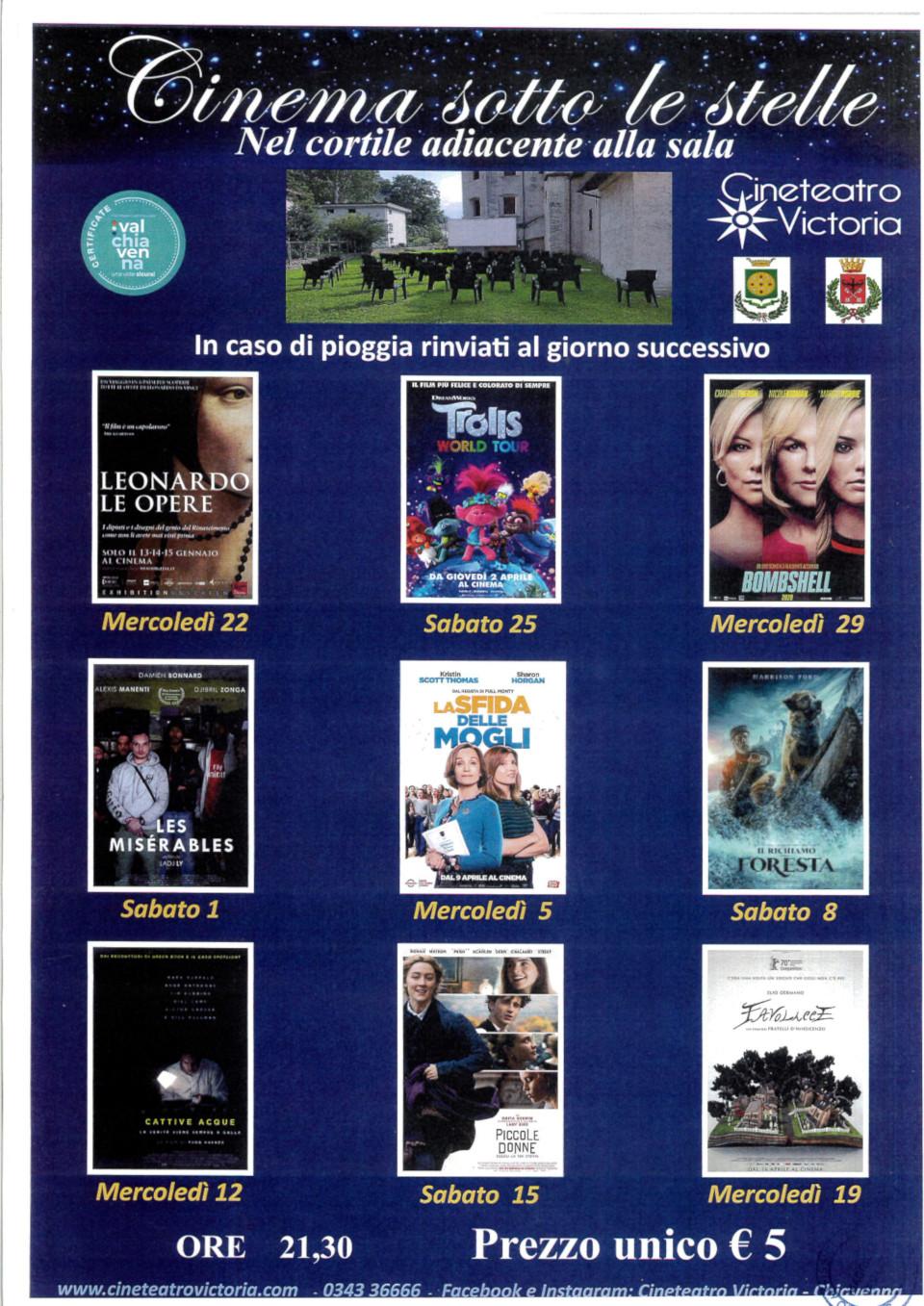 Cinema sotto le stelle 5