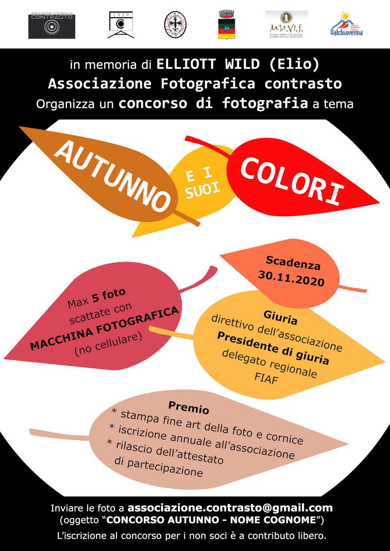 Autunno e i suoi colori