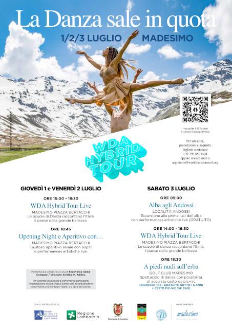 WDA hybrid tour 2021