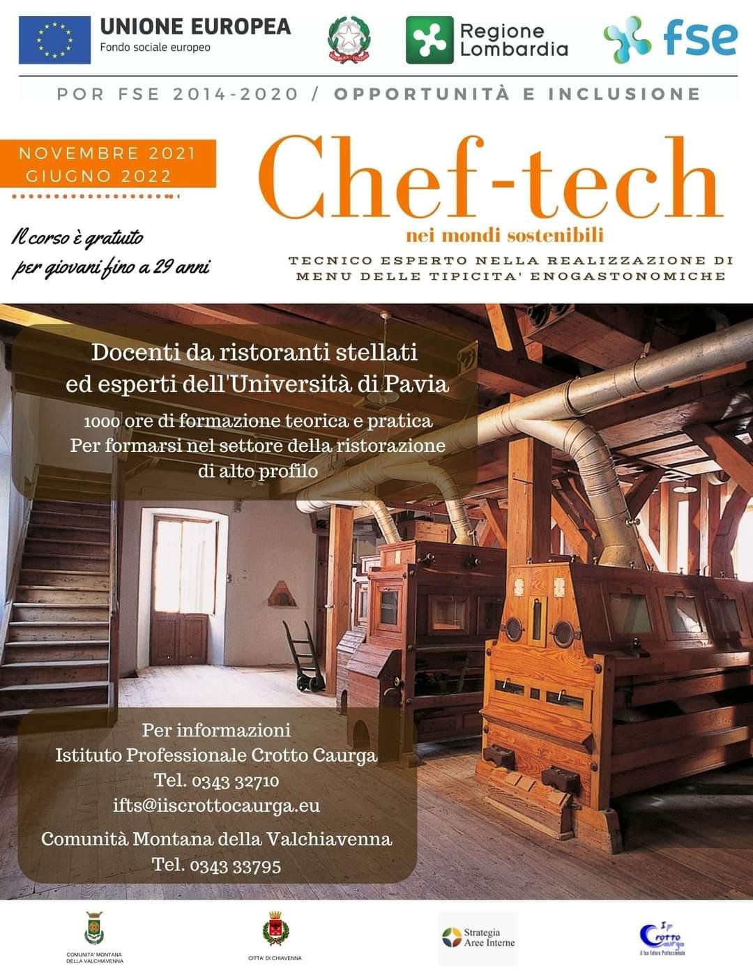 Chef-tech
