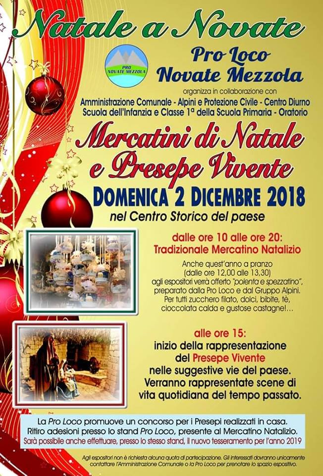 Natale a Novate