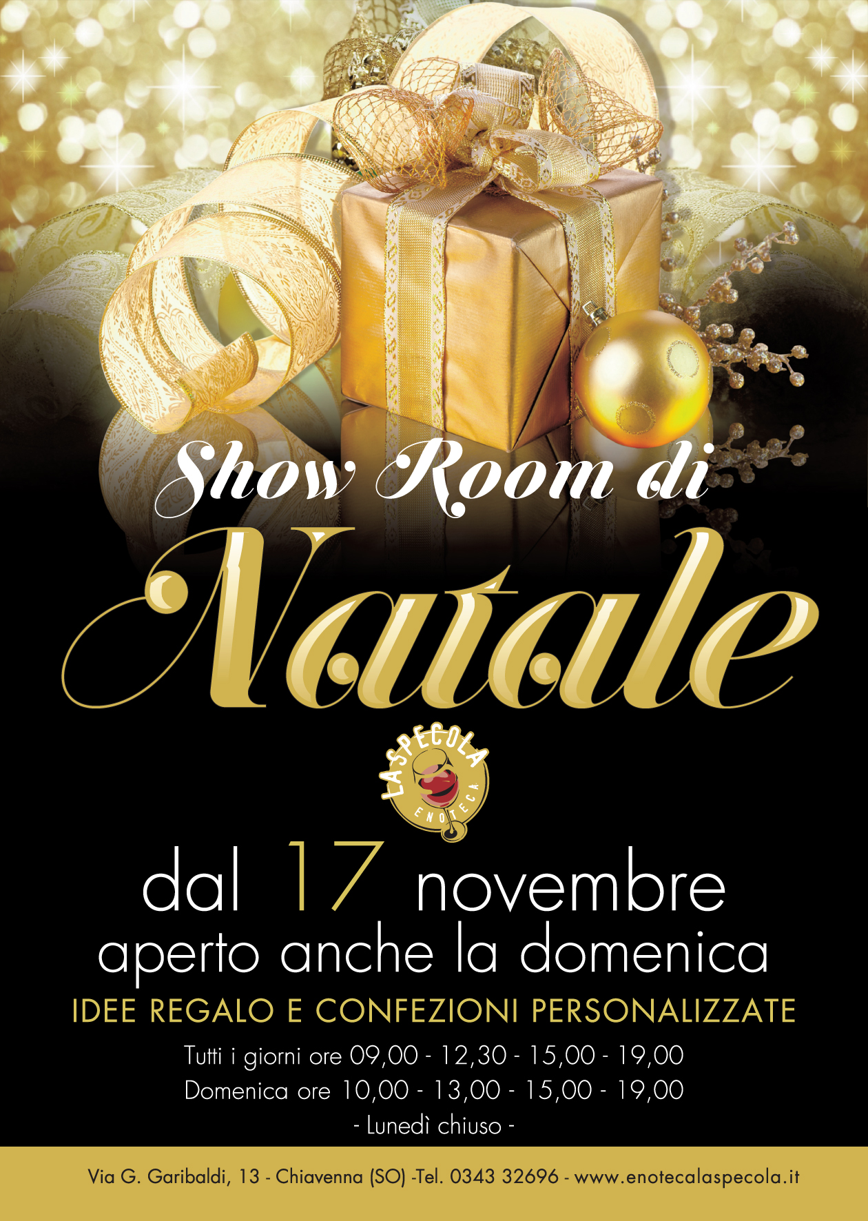 Show Room di Natale