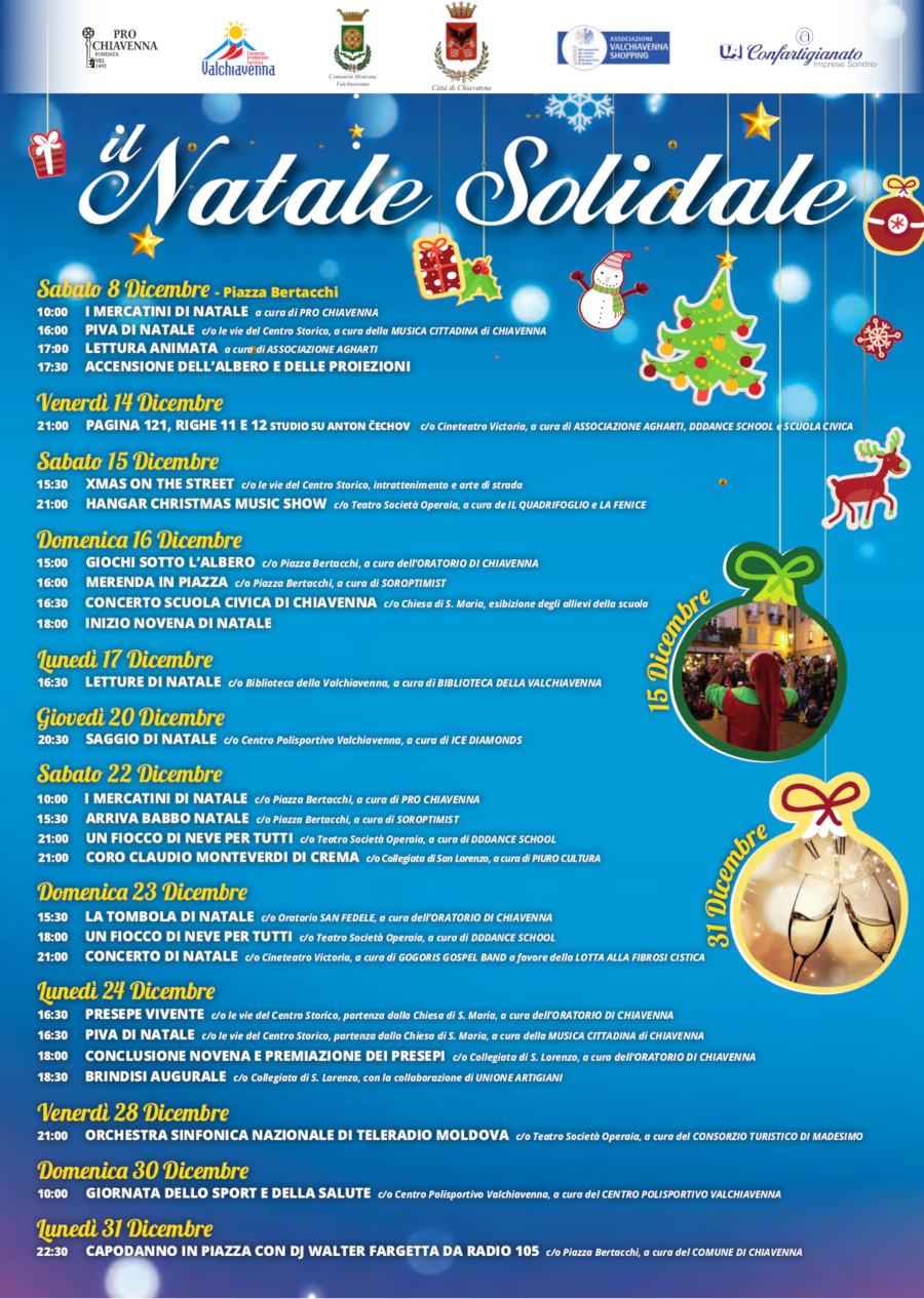 Il Natale Solidale - 20 dicembre